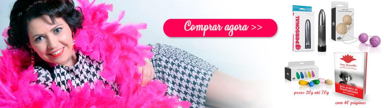 Curso de Pompoarismo Personalizado pelo Skype