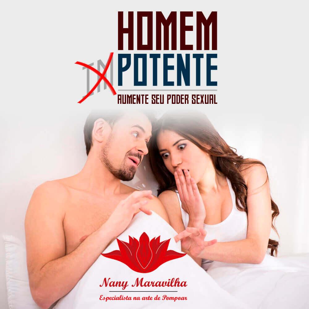 Curso de Pompoarismo - Nany Maravilha