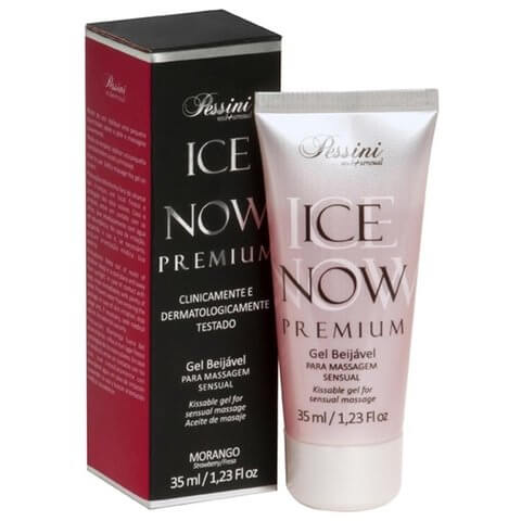 Ice Now Premium Strawberry Italy Pessini