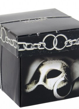 Caixa de desejo 50 Tons de Cinza