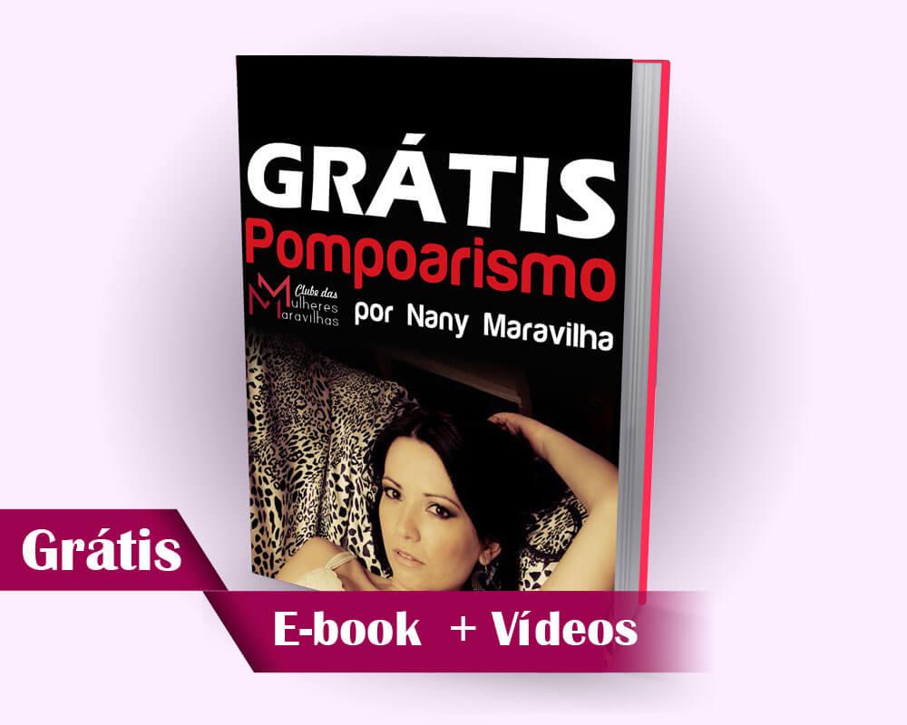 Curso de Pompoarismo Grátis - Nany Maravilha