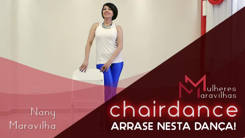 Chair Dance - Dança poderosa e sensual!